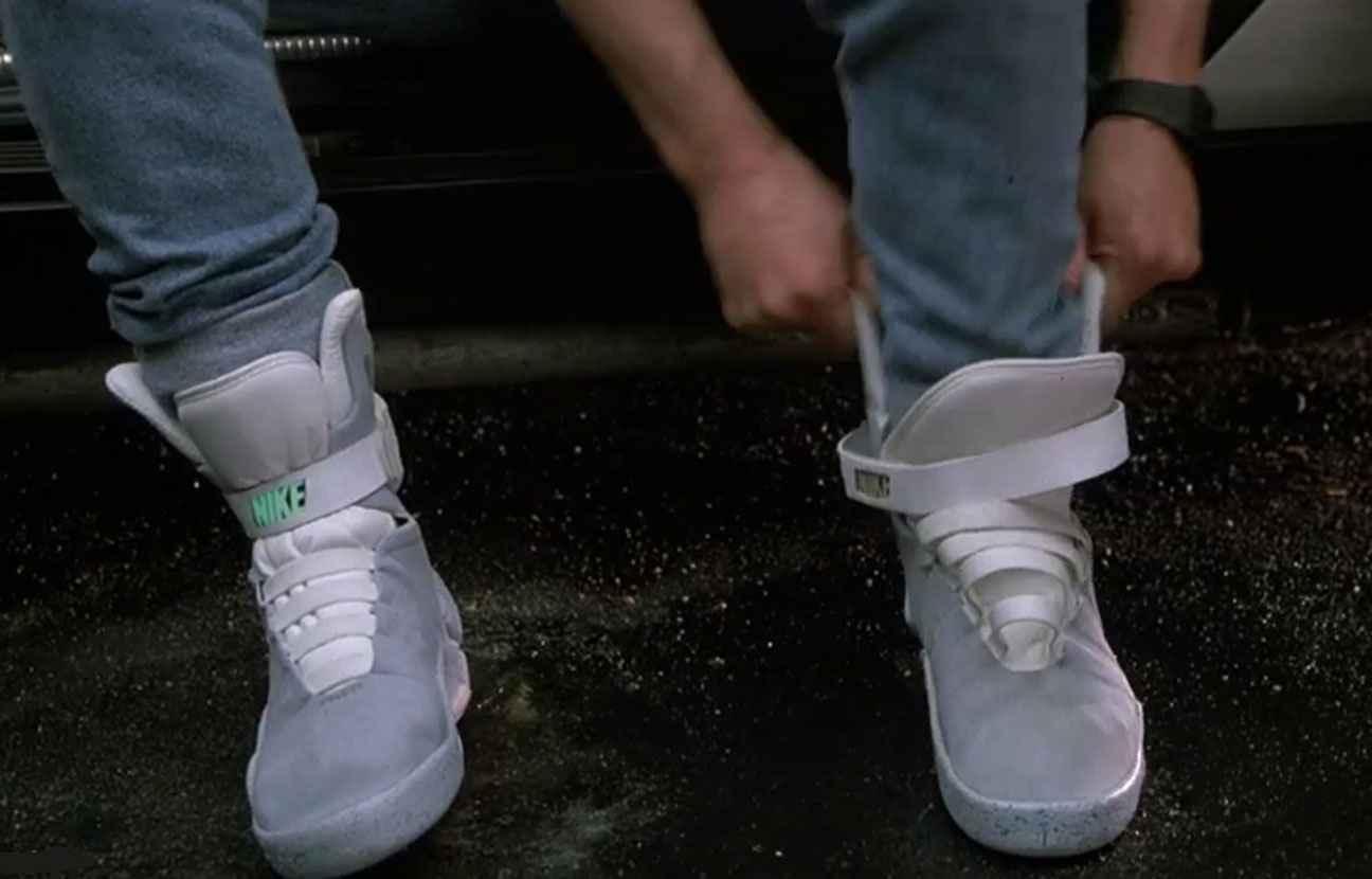 Nike retour vers le futur