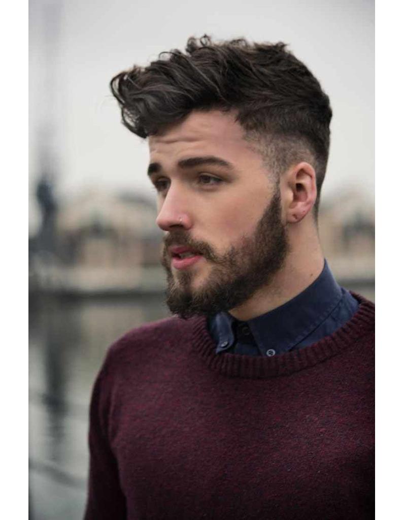 coiffure degrade anglais