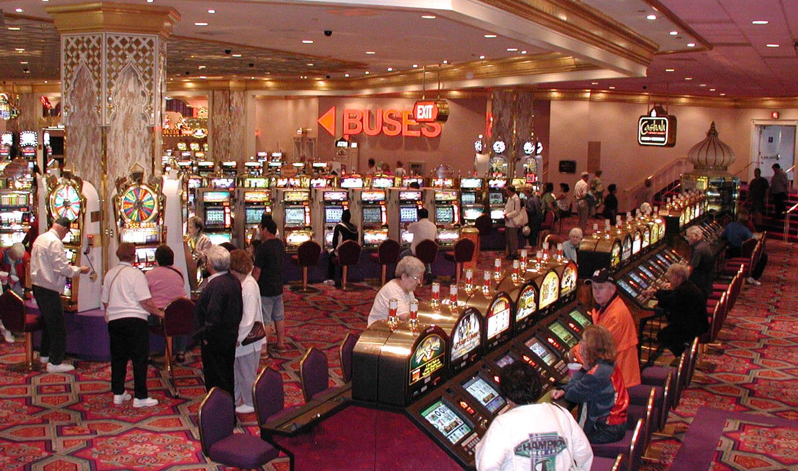 A la découverte des jeux casino en ligne