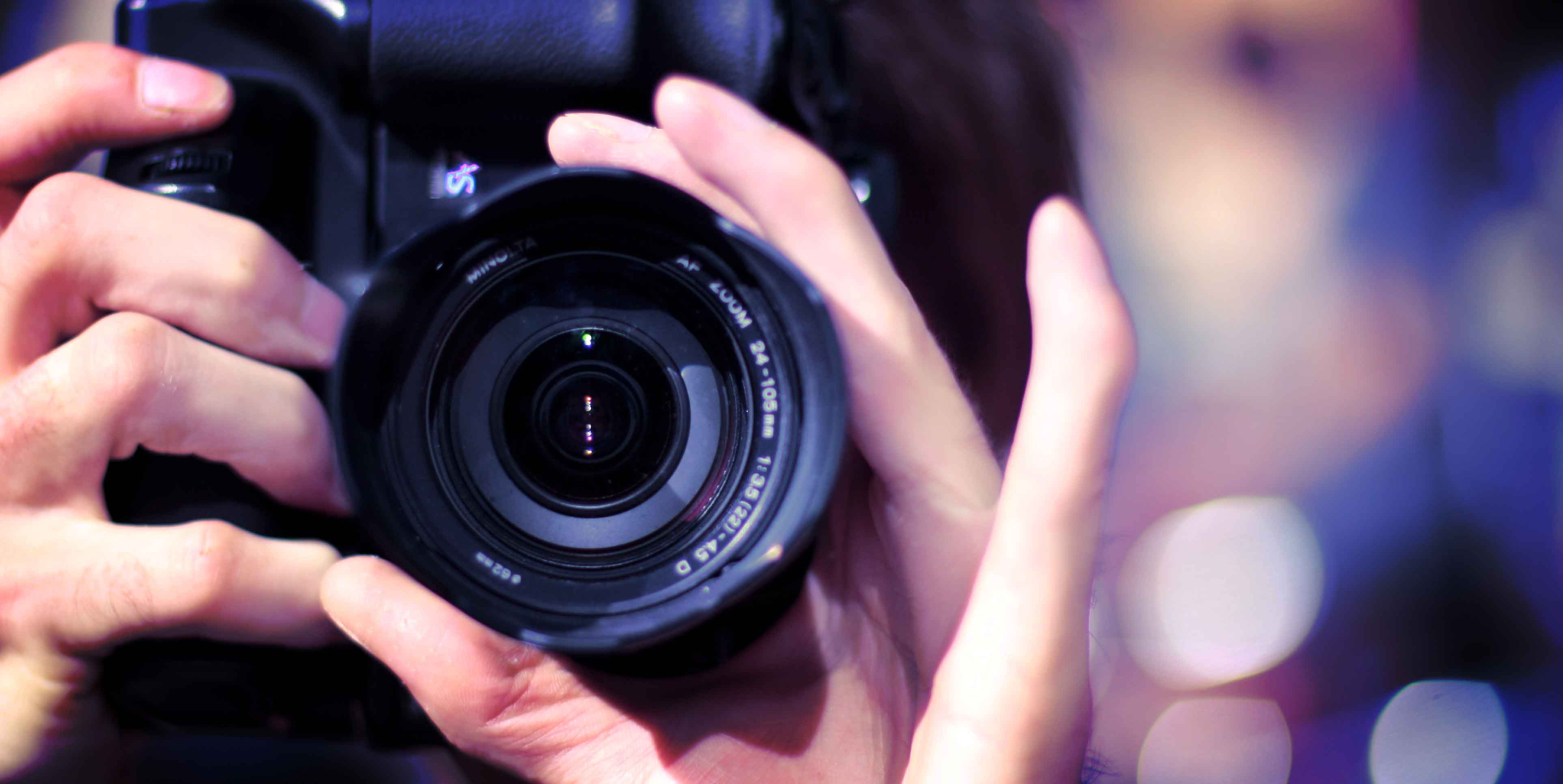 Formation photographie : Récit d'un lyonnais devenu photographe