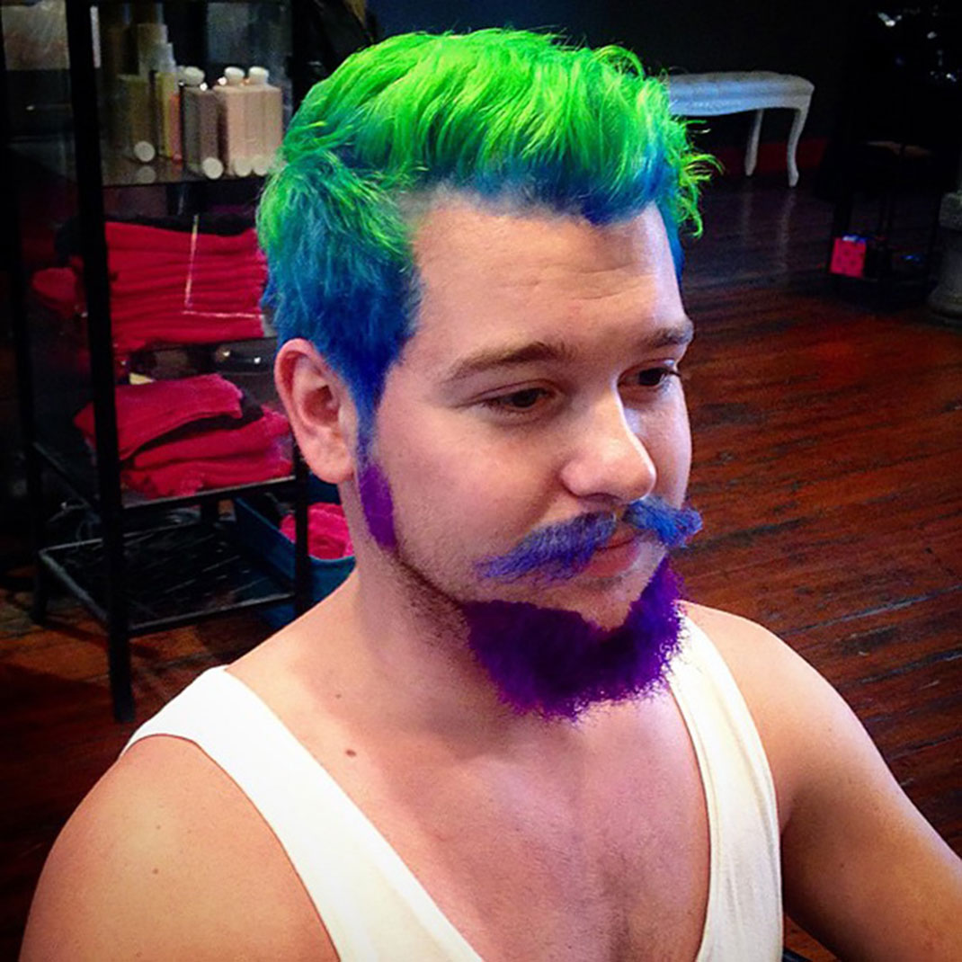 coloration barbe les produits privilgier - Coloration Barbe