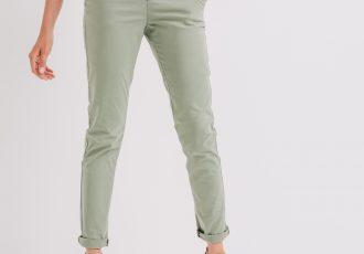 Offrez-vous le confort et la classe d'un pantalon taille haute