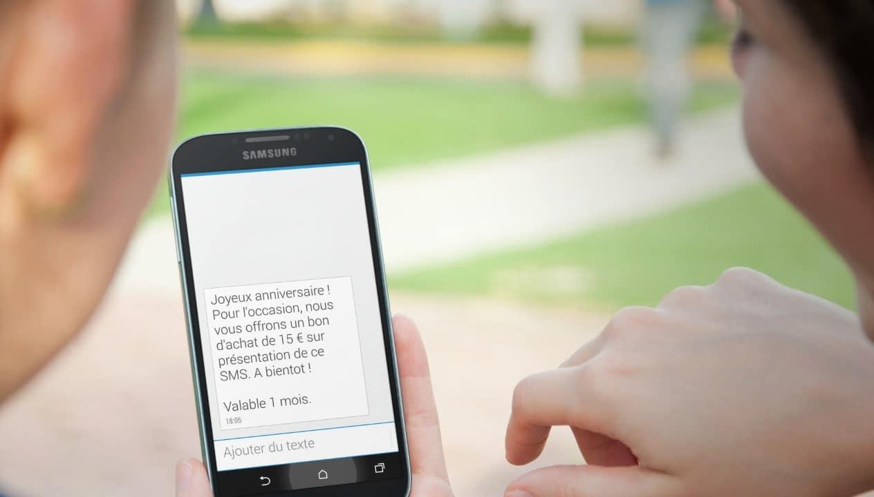 Envoi de SMS pro : un moyen plus personnel d'entrer en contact