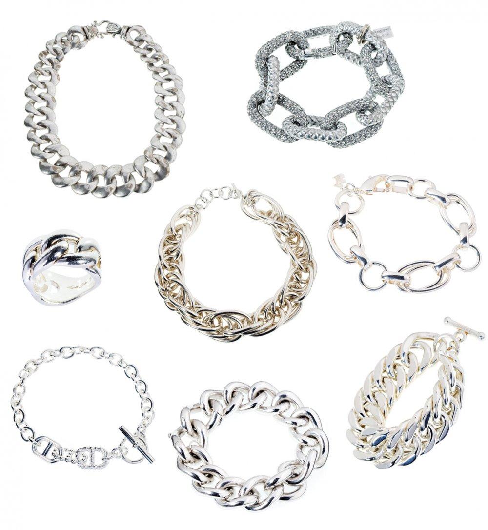 Bijoux : les bijoux disponibles